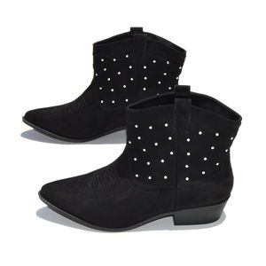 Circus by Sam Edelman Studded Bootie Size 10W